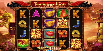 Fortune Lion game