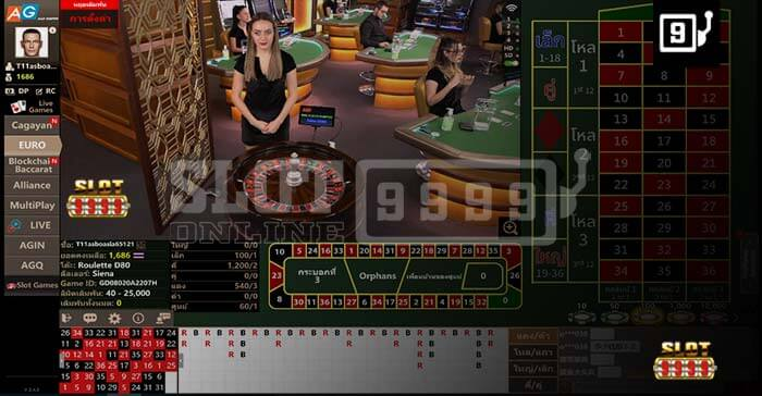 Roulette AG GAMING
